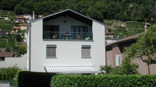 Casa 102 Monte Carasso