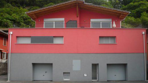 Casa 186 Magadino