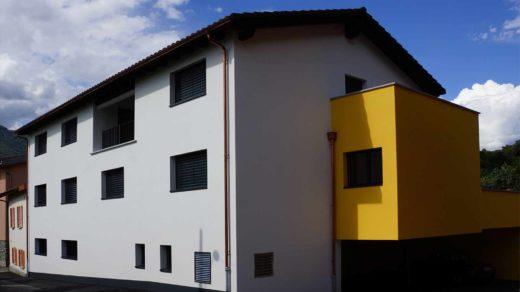 Casa 363 Giubiasco