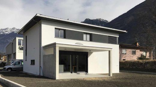 Casa 411 Biasca