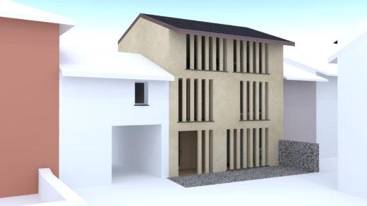 Casa 424 Arbedo