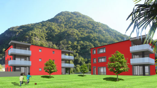 Residenza 384 Castione